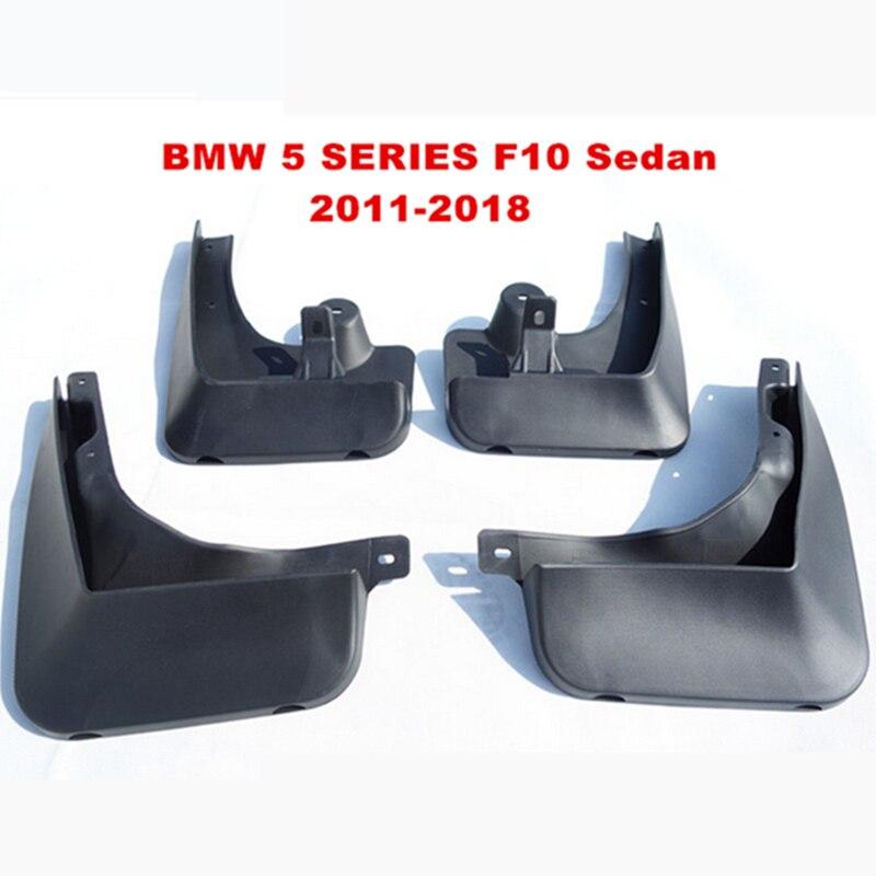4pcs Mudflaps Fenders Front Rear Set for Hummer H2 2003-2008 2009 Splash Guards