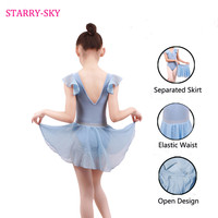 Ballet Costumes for Girls Soft Dancesuit Leotard Ballet Tutu Child Gymnastics Professional Dancewear Ballet Infantil Dress Girl