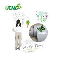 Dry Erase Flexible Magnetic Whiteboard Message Board Memo Pad 100 Cm X 60 Cm X 0
