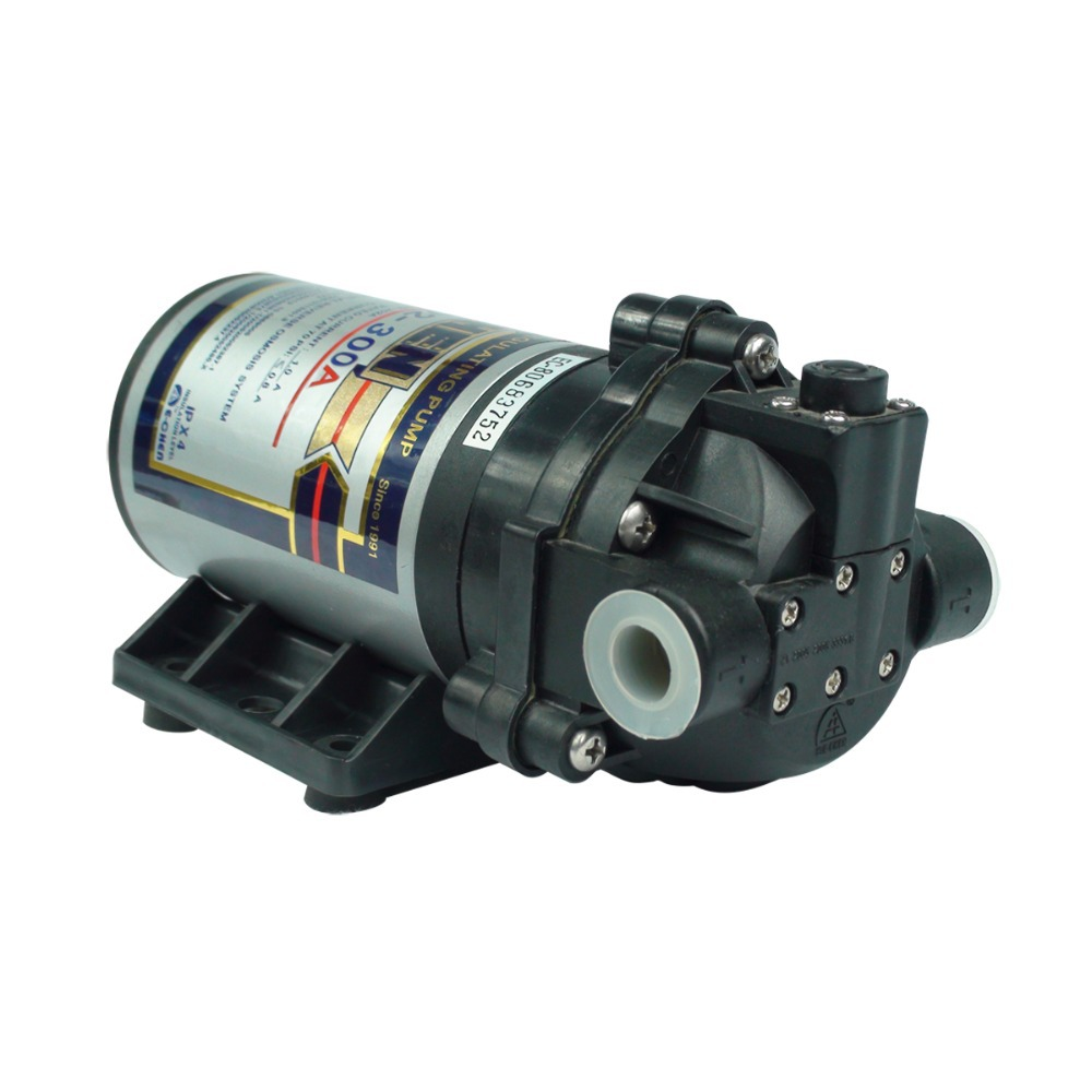 24v Automatic Booster Pump 200gpd Diaphragm Pump 30 Psi