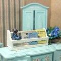 1:12 lindo MINI miniatura casa de muñecas estantería