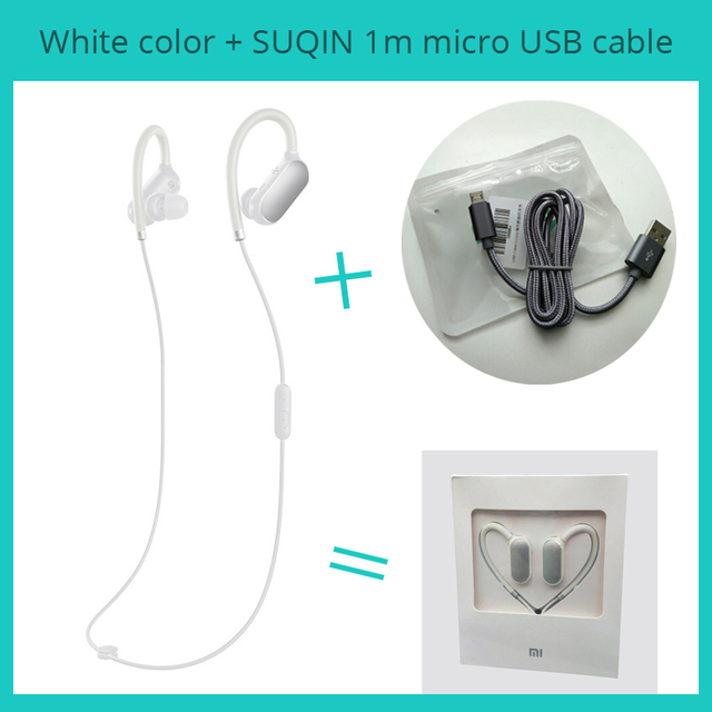 WHITE And cable