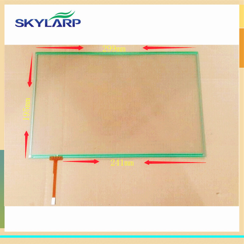 skylarpu New 13.3 inch for CP436305-01 for N010-0521-T502 man-machine interface Touch screen digitizer panel new 12 1 inch 258mm 200mm touch screen for n010 0554 x225 01 man machine interface 258 200mm screen digitizer panel