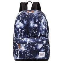 Mulheres Mochila Impressão Paisagem Estrela Galaxy Universo Espaço Sacos  Mochilas Para Meninas Adolescentes Marca Casuais Mochila 19e633126c