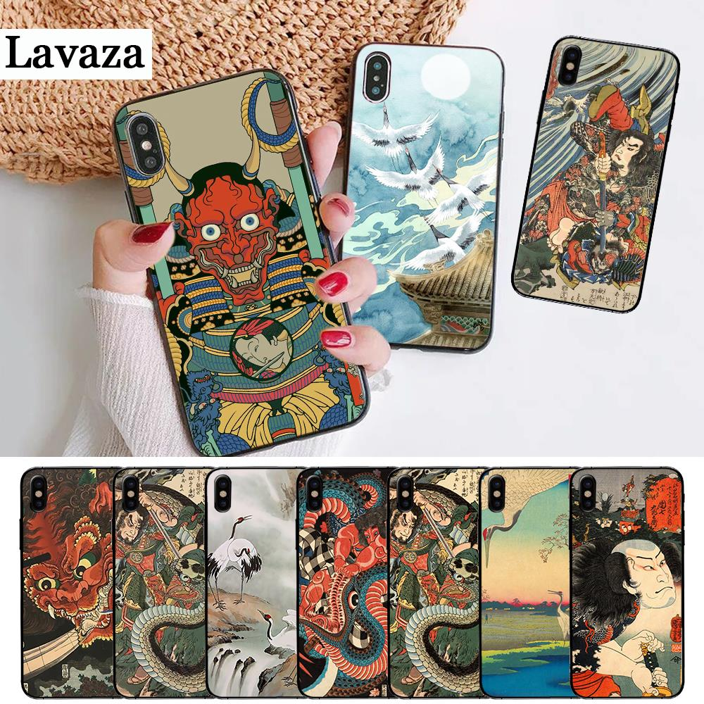 Japanese tattoo typhoon dragon iPhone 11 case