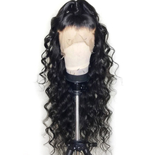 HairUGo 13*4 Deep Wave Lace Front Human Hair Wigs For Women Natural Color Remy Peruvian Lace Wig 150% Human Hair Lace Front Wigs 36c loose deep wave human hair lace front wigs remy hair chinese 150