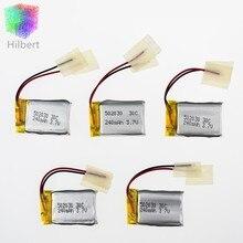 5 pcs 240mAh 30c LiPo 3.7V Battery For 6020 Syma S107 S108 S109 S026 rc Helicopter rc quadcopter