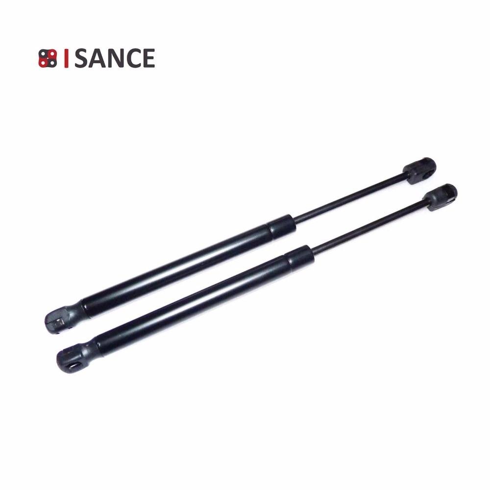 ISANCE Hood Lift Support Trunk Shock Strut Damper Sets