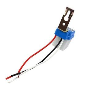 Image 5 - Mayitr interruptor de luz de rua automático, ac 12v 24v 220v, interruptor de luz de rua automático à noite, fora do dia, sensor fotocontrole interruptor do sensor