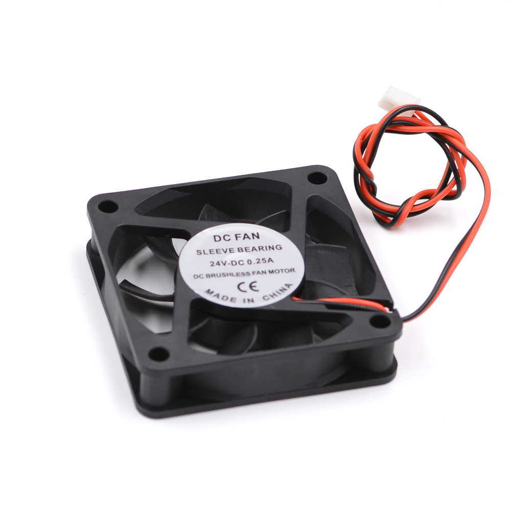 2pcs Dc Axial Fan 5v 12v 24v Brushless Cooling Blower 3d Printer Reprap Prusa 3d Printers & Supplies