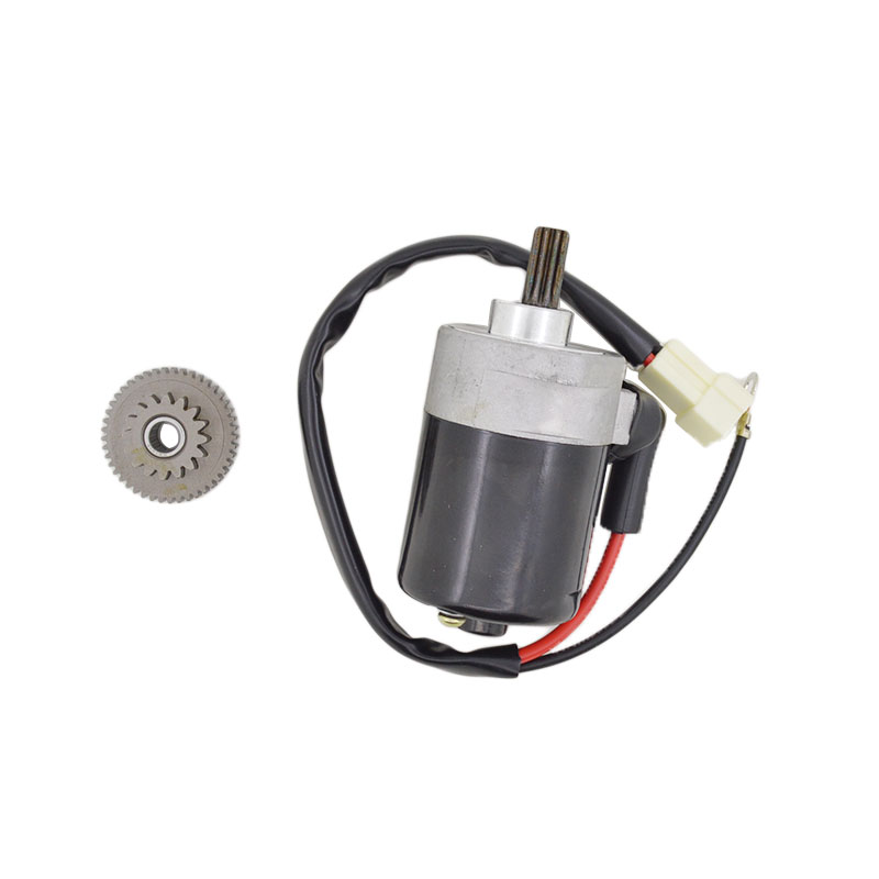 High Performance Motorcycle Engine Electric Starter Motor For JOG100 RS100 RSZ100 ZY100 Modified
