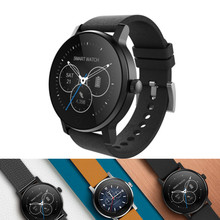 SMAWATCH SMA 09 Waterproof Smartwatch Bluetooth Heart Rate Monitor Smart Watch With Alarm Phonebook Voice Record