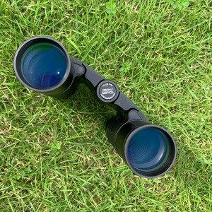 Image 2 - Мощный водонепроницаемый бинокль Shuntu 10X25 ED, призматический Оптический складной телескоп с покрытием SMC Bak4 для кемпинга, охоты, туризма