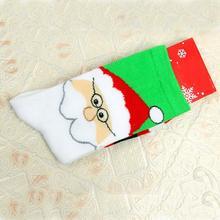 Damskie Zimowe Skarpety Christmas