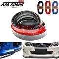Ace скорость - самурай 2.5 м переднего бампера юбка резиновым протектором прокладки протектор резиновые передний для honda для BMW и т . д .