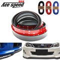 Ace speed-SAMURAI 2.5M Front Bumper Lip Skirt Rubber Protector Trim Strip Protector Rubber Strip Front Lip For honda For BMW etc