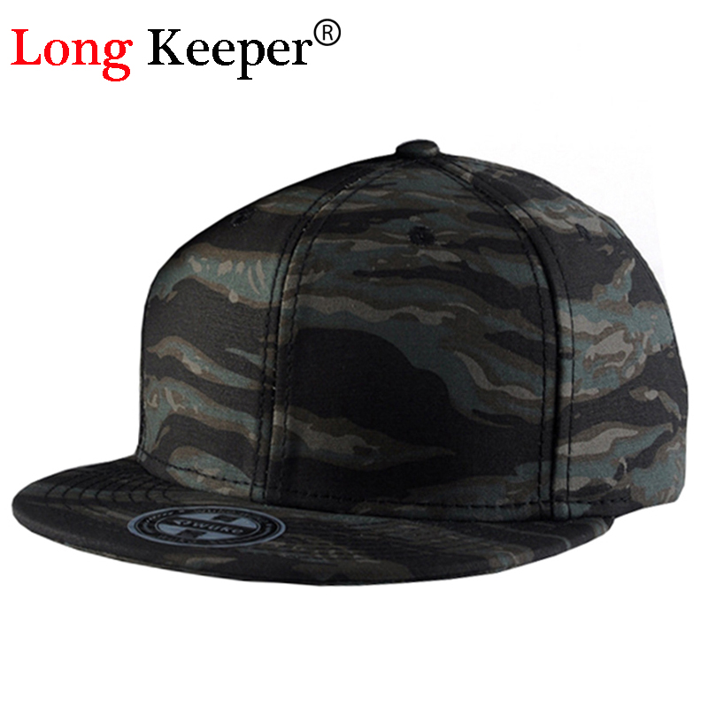 Long Keeper Unisex Cool Floral Hats s