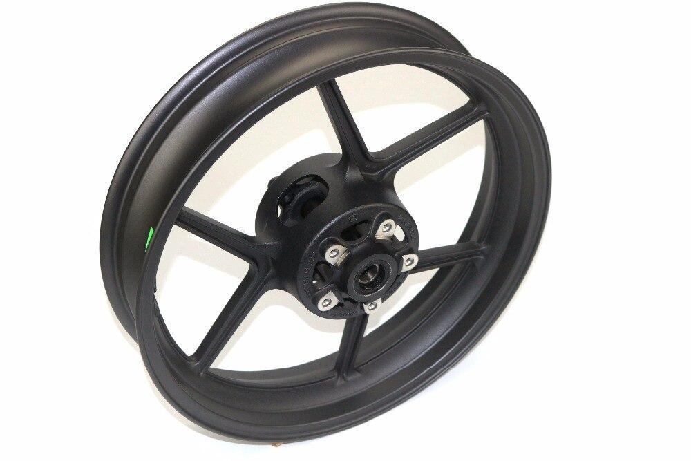 Motorcycle High quality Wheel Rims For KAWASAKI Z800 2013 2015 Z750 2007 2012 Z1000SX 2009 2011