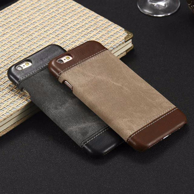 cover iphone 7 in pelle