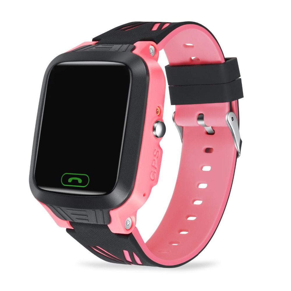 Smart Children\`s Watches GPS IOS Android SOS Relogio Inteligente Girl Fitness Bracelet Baby Kids Connect Educational Smartwatch (2)