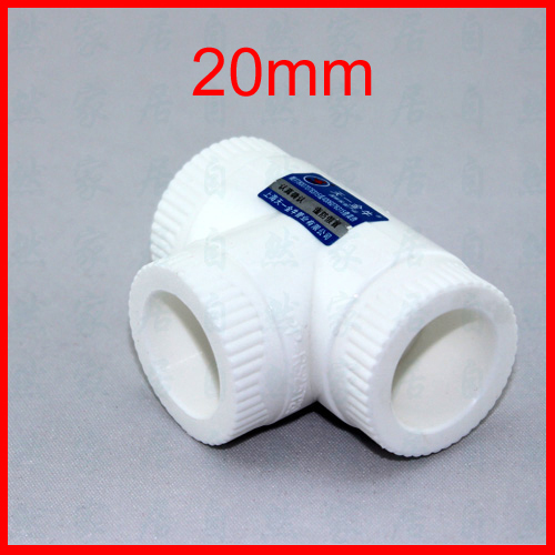 Mm size ppr equal diameter tee connector pp r
