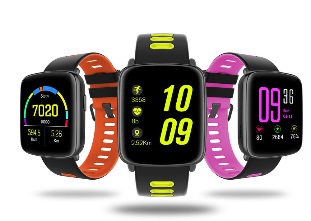Makibes GV68 Smart Sports Watch (3)