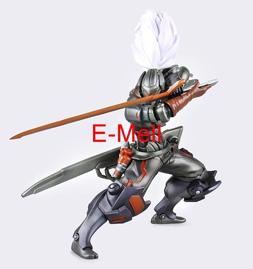 Cosplay 22cm/8.7'' LOL The Unforgiven Yasuo PVC GK Garage Kits Action Figures Toys Model Origin project wind 2017 new game fiora the grand duelist jinx gnar the missing link yasuo the unforgiven 4pcs set pvc action figure model toy hot