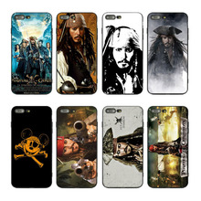 aiboduo the Caribbean Captain Jack Soft TPU Silicone Case Cover For iphone X XSmax XS XR 8 8plus 7 7plus 6 6s 6plus 5 5s