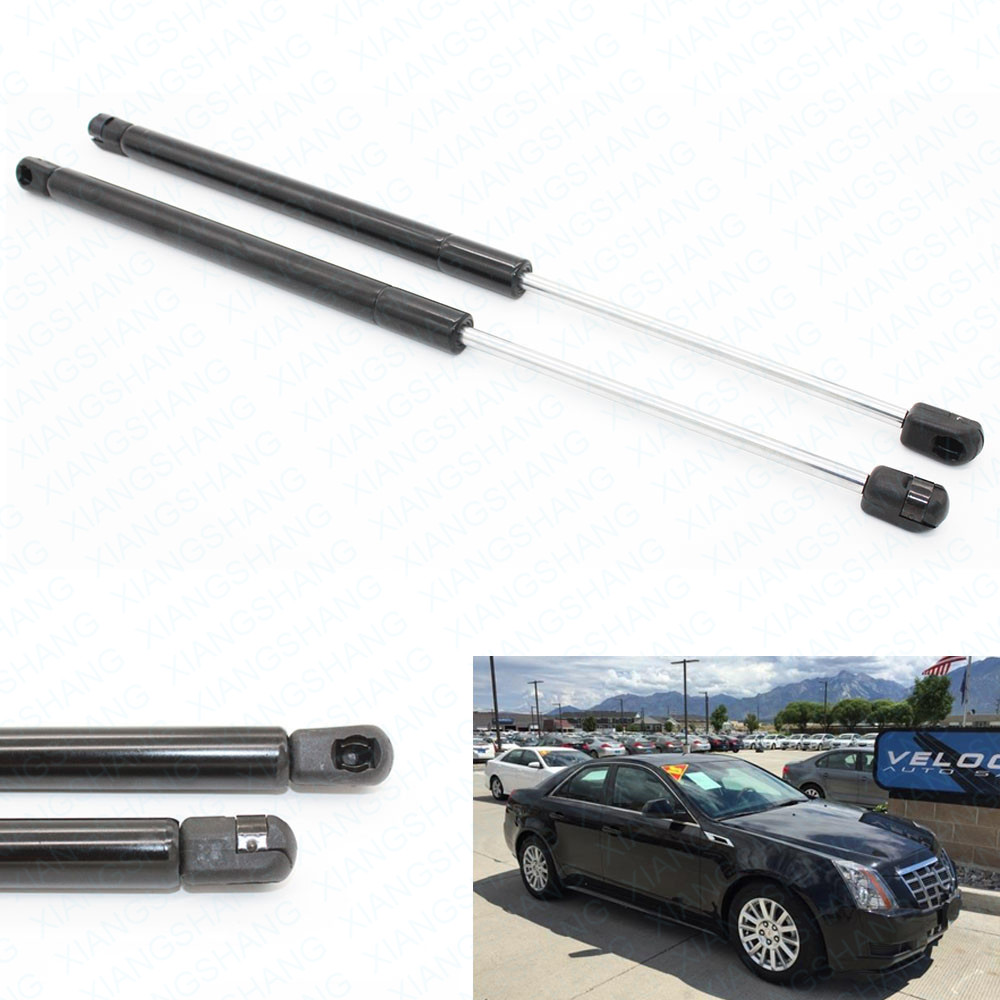 2pcs rear trunk boot auto gas spring struts prop lift support fits for 2008 2009 2010