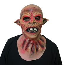 Halloween Werewolf Mask Scary Adult Latex Costume Party Horror Face Full Head Vampire Cosplay Masquerade Props