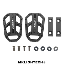 MKLIGHTECH Motorcycle Accessories FOR BMW R nineT Urban 2017 CNC Aluminum Alloy Widened Pedals