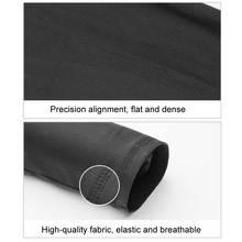 Горячие мужские и женские компрессионные гетры для велоспорта Спортивная безопасность беговые леггинсы баскетбольная плотная спортивная одежда HV99