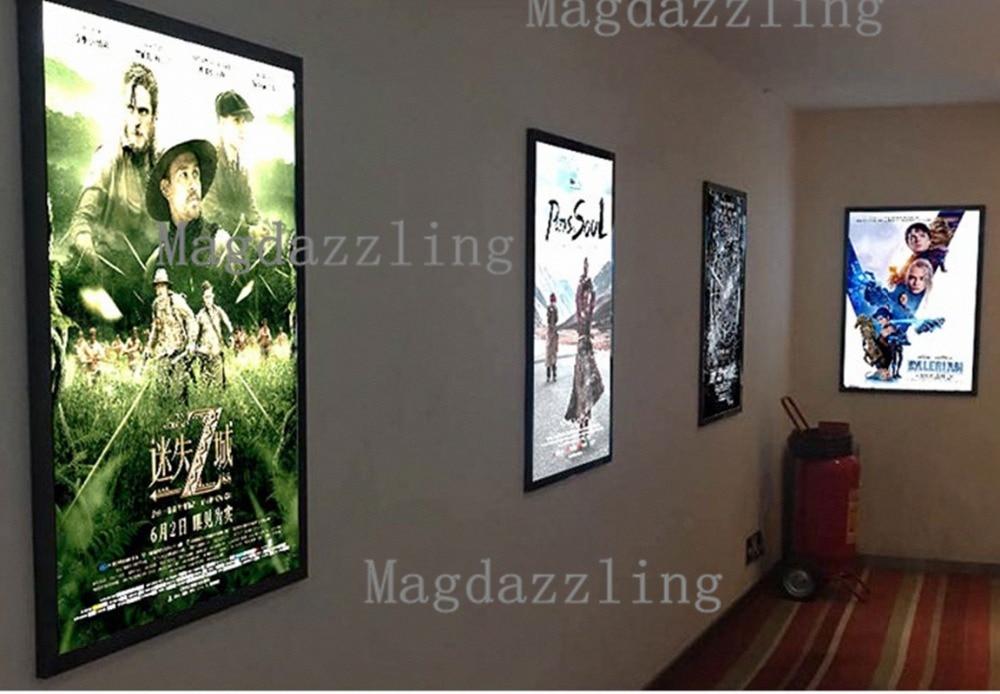 Home Decor Artwork Lightbox Movie Poster Light Box Display