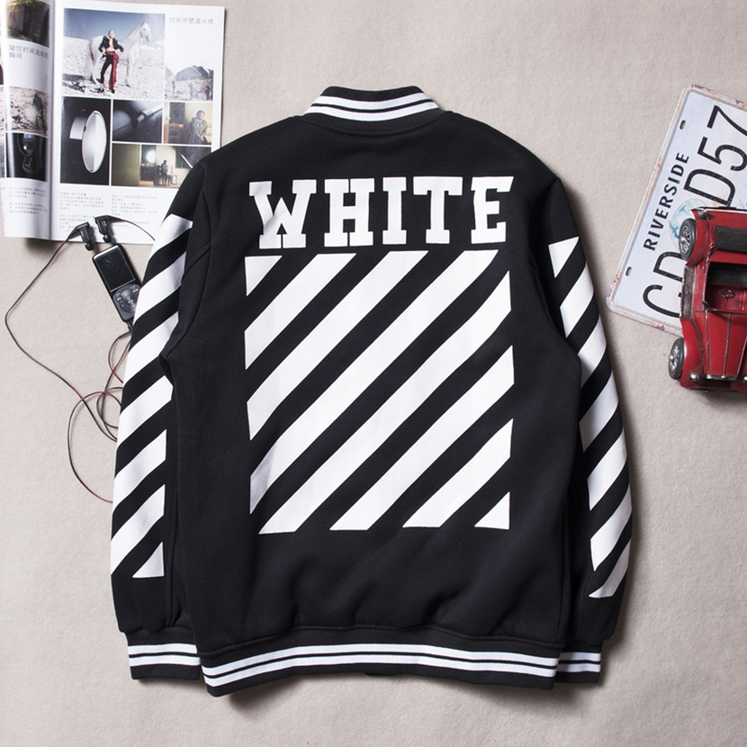 Virgil Abloh Baseball Jacket Promotion-Shop for Promotional Virgil ...