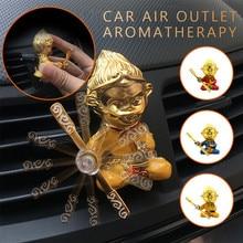 Sun Wukong Car Air Outlet Perfume Clip Auto Freshener Monkey Shape Diffuser Zinc Alloy King Decoration 29