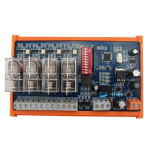 Original communication 16-way relay module single group, 24V RS485