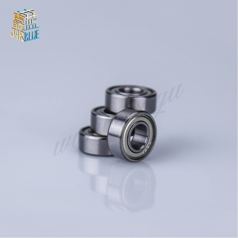Free shipping 10pcs 623ZZ Ball bearing 623-ZZ 3x10x4 mm Miniature deep-groove ball-bearing 623 2Z ZZ for 3D printer part