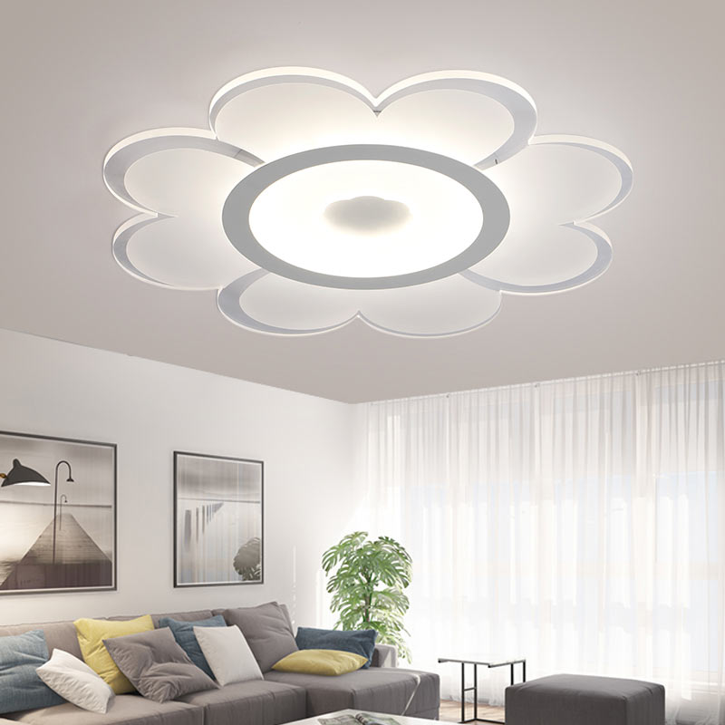 Downlights Trend Mark Dimmable Downlight 24w 32w 40w Led Panel Natural White Round Panel Lights Ceiling Recessed Lamps Ac 220v 240v White Warm White Ceiling Lights & Fans