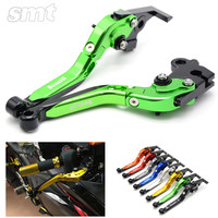 New Blade Brake Clutch Levers Motorcycle CNC Adjustable One Pair Orange For Honda CBR 600 F