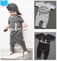Baby Rompers Boy Girls Clothing Sets Cotton Short Sleeve Newborn Clothes Jumpsuit Infant Clothes Set Roupas de Baby Rompers
