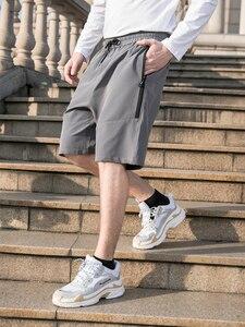 Image 3 - Pantalones cortos Pioneer Camp 2019 para hombre, pantalones cortos deportivos de verano para hombre con cremalleras, pantalones cortos casuales para hombre, ropa de marca para hombre ADK901110