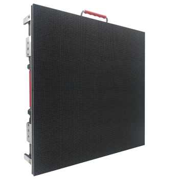 HD Outdoor IP65 Waterproof P3.91 Rental Led Video Wall Panel 1.64ft x1.64ft For Music Concert And Events