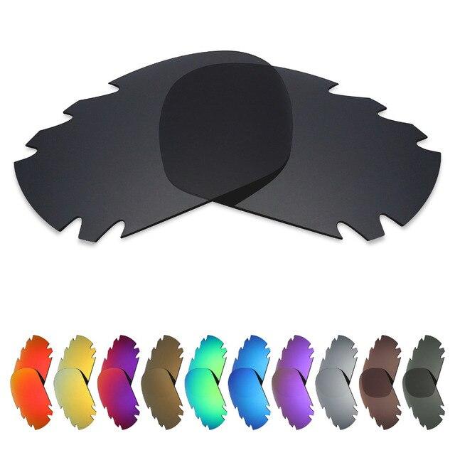 Mryok الاستقطاب استبدال العدسات ل أوكلي سترة سباق تنفيس النظارات الشمسية العدسات (عدسة فقط) خيارات متعددة