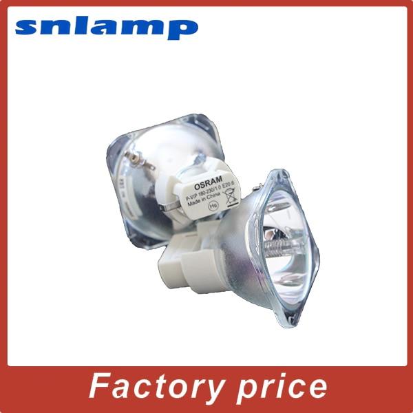 Replacement Original Bare Projector lamp CS.5JJ1K.001 Bulb  for  MP620 MP720 original projector lamp cs 5jj1b 1b1 for benq mp610 mp610 b5a
