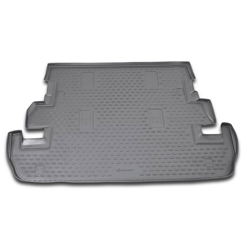 цена на Boot Mat Rear Trunk Cargo Fit For Toyota Land Cruiser Prado J120 2003-2009 Tray Liner Floor Carpet 2004 2005 2006 2007 2008