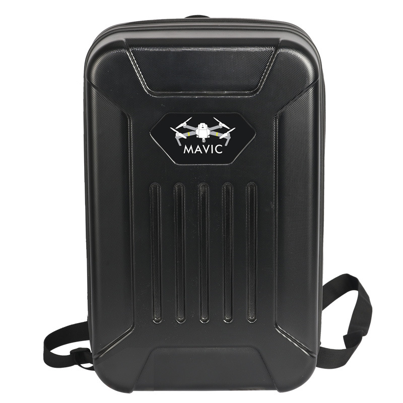 Cool LOGO Hardshell Backpack for DJI MAVIC Pro Mini Hard Shell Case Shoulder Waterproof Backpack for