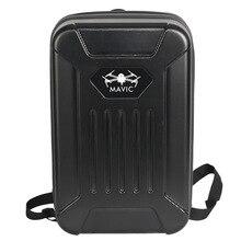 Legal DO LOGOTIPO MAVIC Hardshell Mochila para DJI Mini Pro Caso de Escudo Duro bolsa de Ombro À Prova D' Água Mochila para DJI MAVIC Acessórios Pro