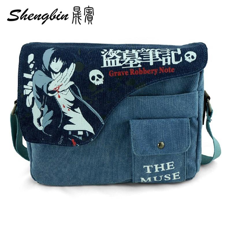 Messenger Bag Anime Promotion-Shop for Promotional Messenger Bag ...