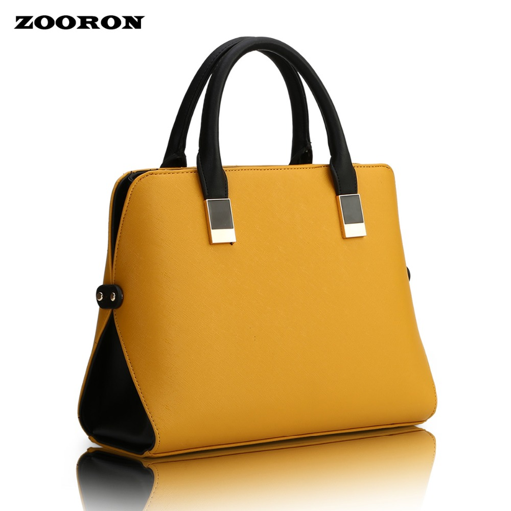 ФОТО ZOORON New Women Bag 2017 Waist Shape Portable Oblique Cross Single Shoulder Bag women PU leather handbag messenger bags
