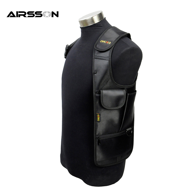 Underarm Holster Security Shoulder Bag Left Right Side For Mobile Phone Anti Theft Strap